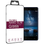 9H Tempered Glass Screen Protector for Nokia 8 - Clear